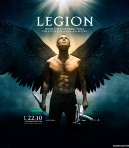Legion Movie Poster